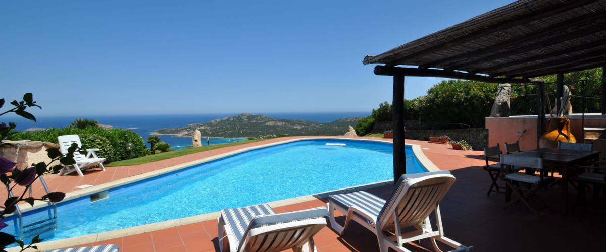 Vacation Rental Villa Crisalide