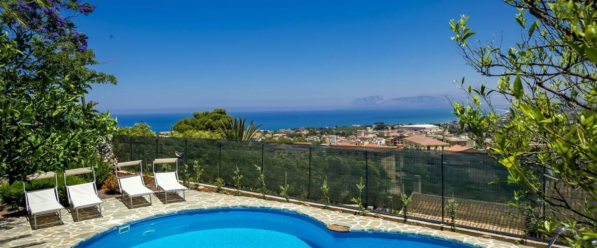 Vacation Rental Villa Patrizia Grande