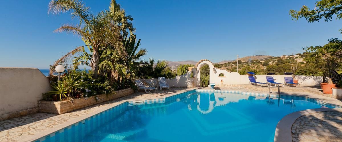 Vacation Rental Villa San Vito 14