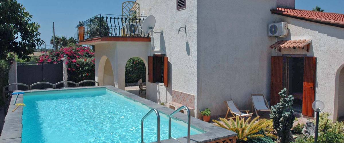 Vacation Rental Villa Grotta
