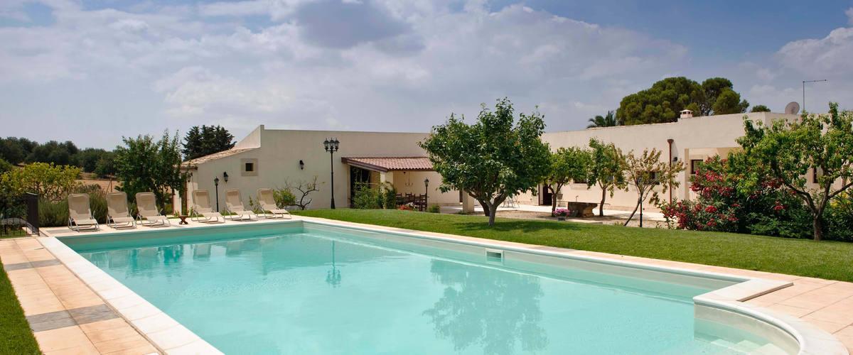 Vacation Rental Villa Granturco - 12 Guests