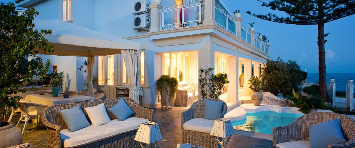 Vacation Rental Villa Seranta