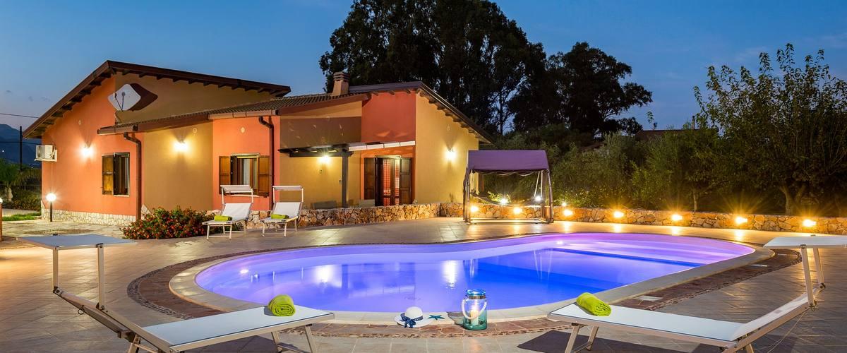 Vacation Rental Villa Meneghino