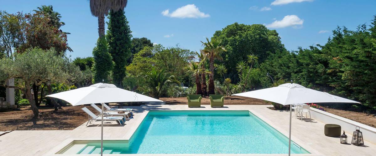 Vacation Rental Villa Pigna - 10 Guests