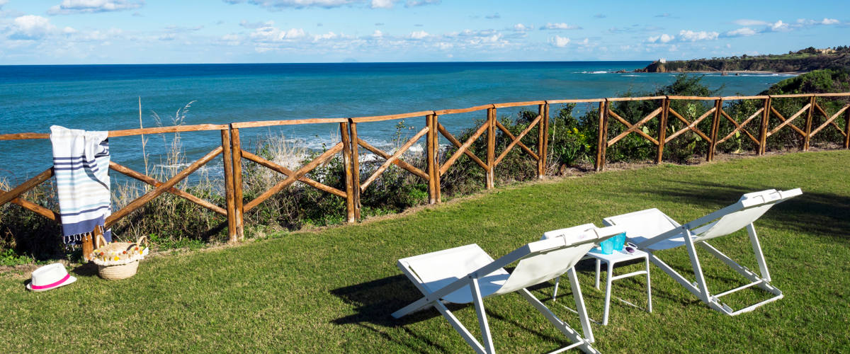 Vacation Rental Villa Il Cobalto