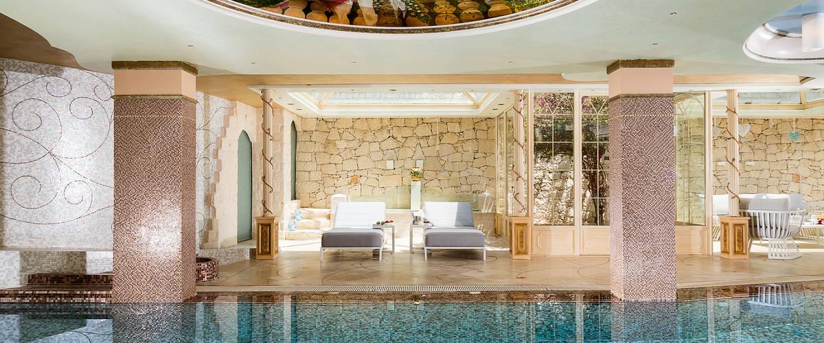 Vacation Rental Villa Acquamarina - 8 Guests