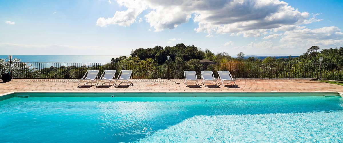 Vacation Rental Villa Inessa - 12 Guests