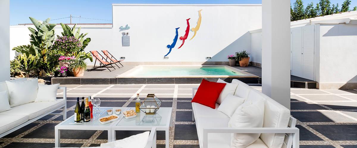 Vacation Rental Villa Dei Colori - 8 Guests