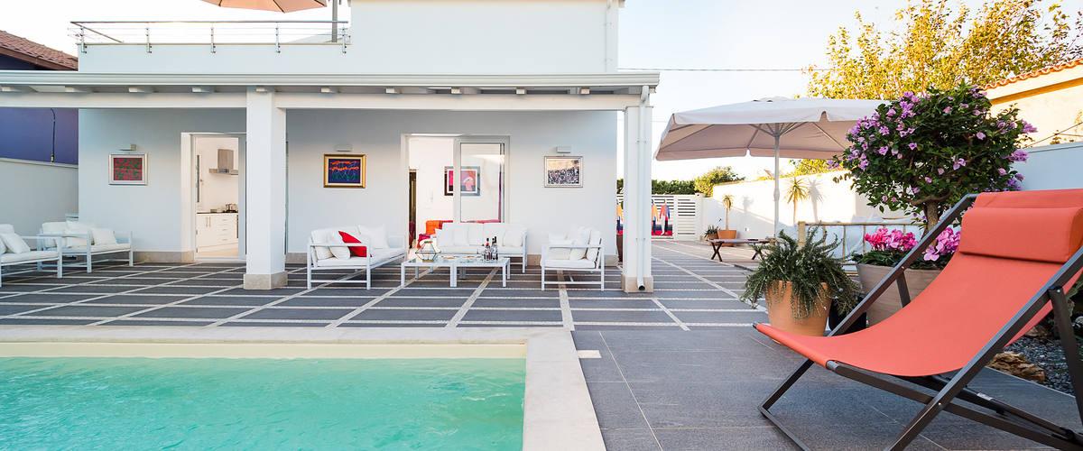 Vacation Rental Villa Dei Colori - 4 Guests