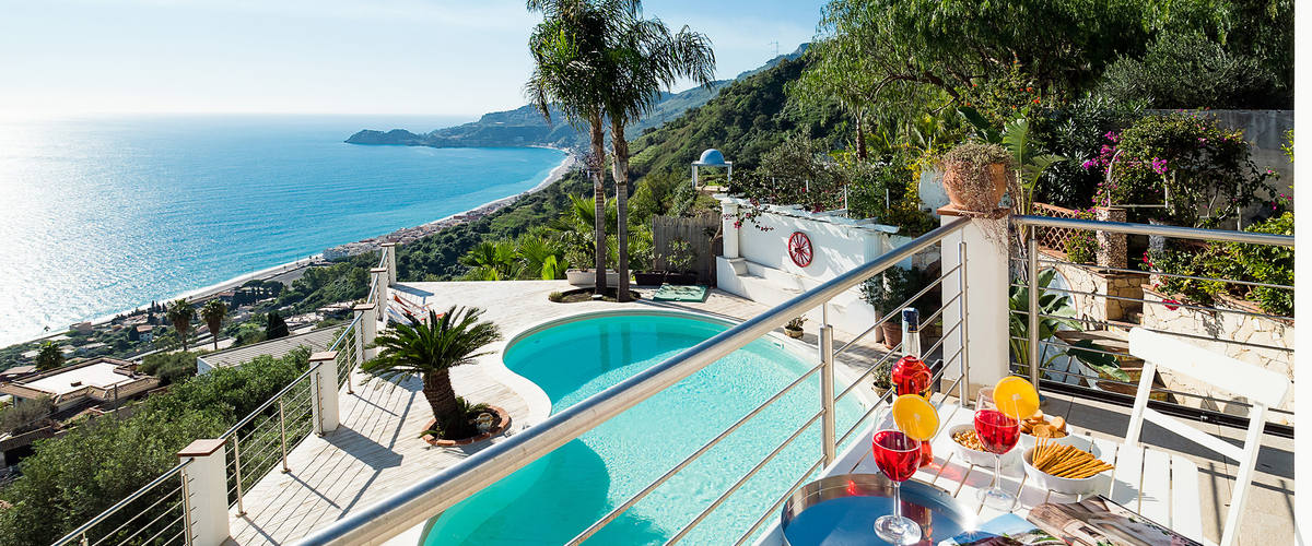 Vacation Rental Villa Micari