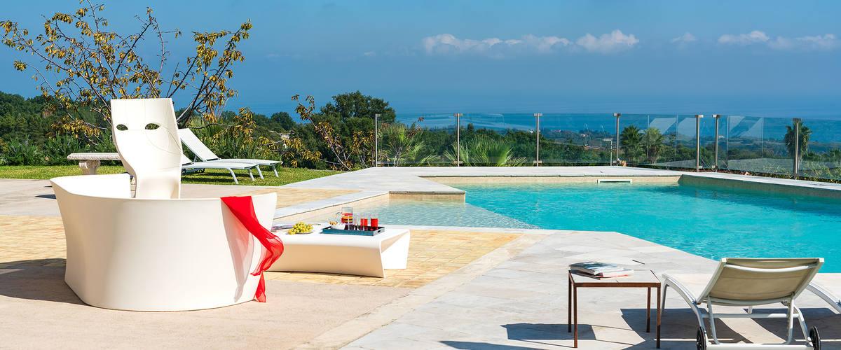 Vacation Rental Villa Etnea - 10 Guests