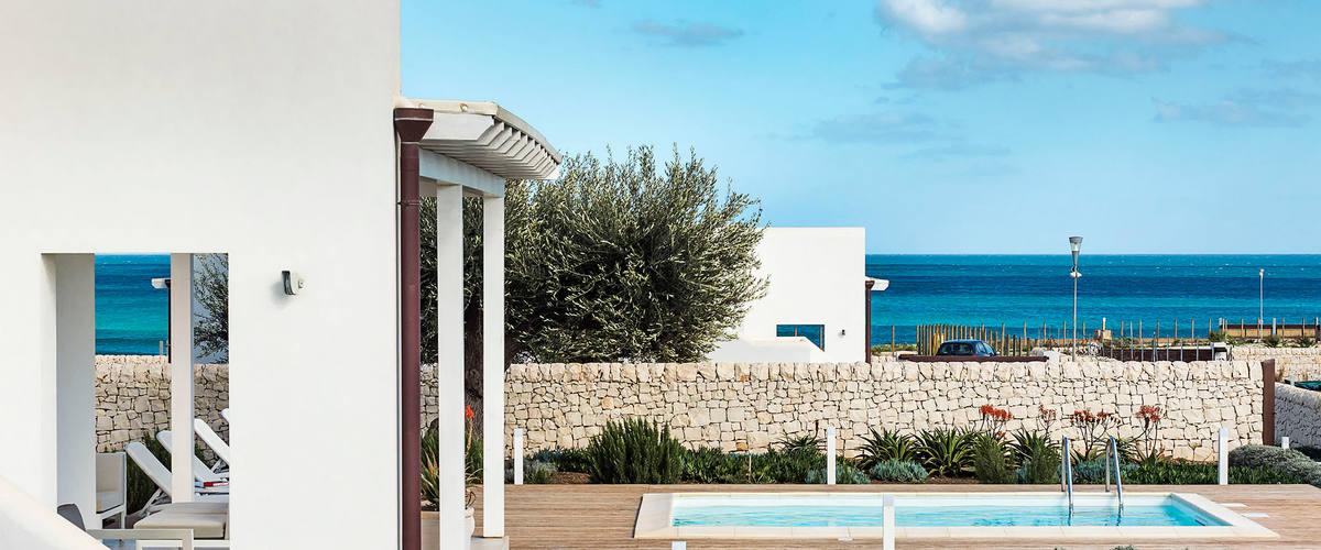 Vacation Rental Marza Residence - Rosa, Azzurra & Bruna