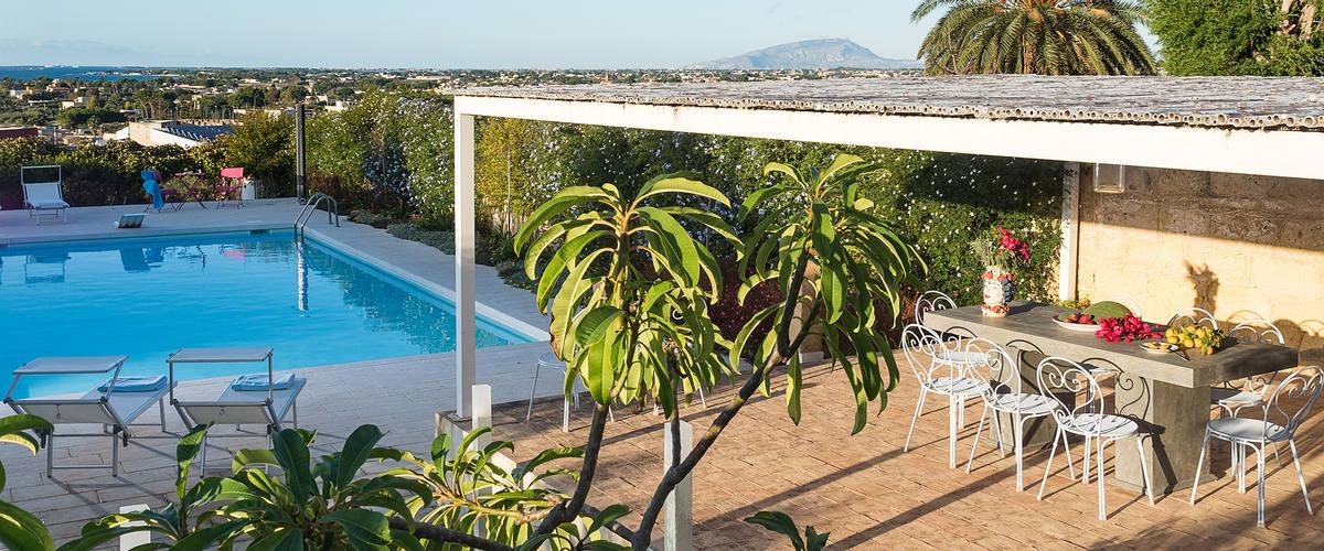 Vacation Rental Villa Addolorata - 7 Guests