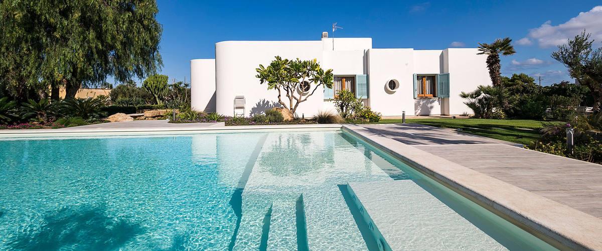 Vacation Rental Villa Nubia - 10 Guests