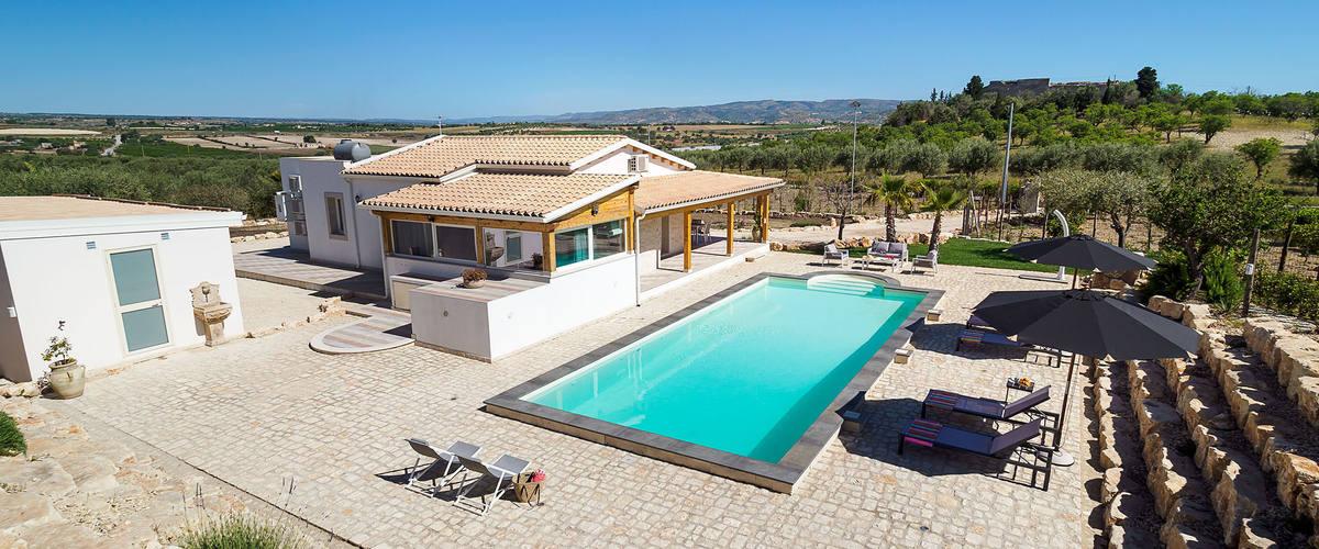 Vacation Rental Villa Lupo