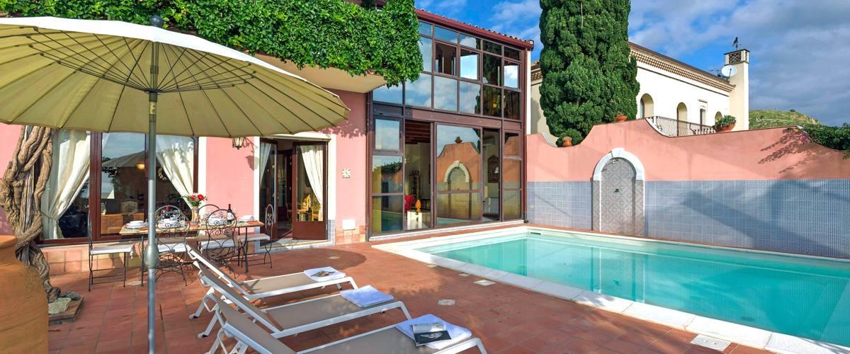 Vacation Rental Villa Poesia - 8 Guests