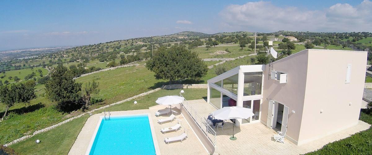 Vacation Rental Villa Corvino