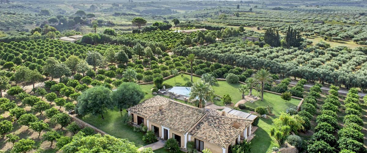Vacation Rental Villa Tosca