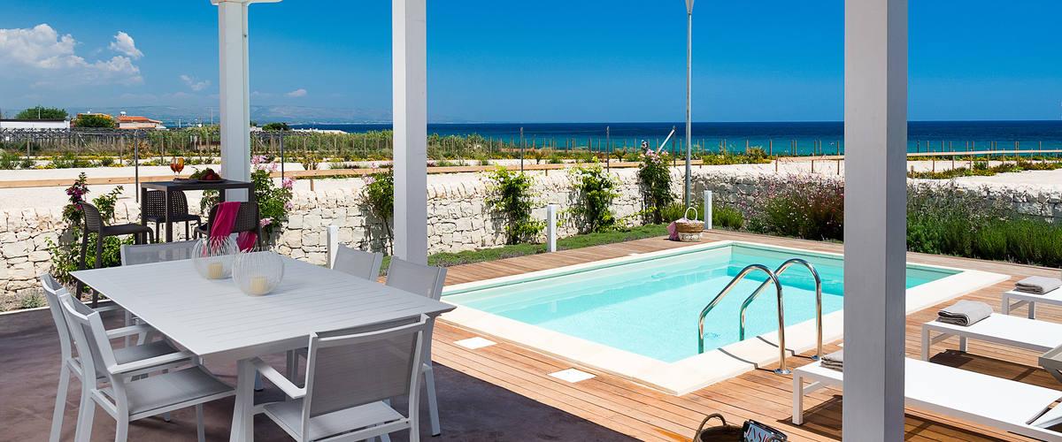 Vacation Rental Marza Residence - Sabbia 6 Guests