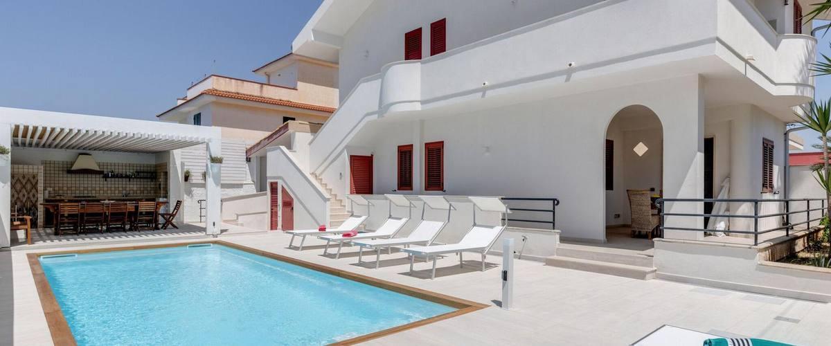 Vacation Rental Villa Chiara