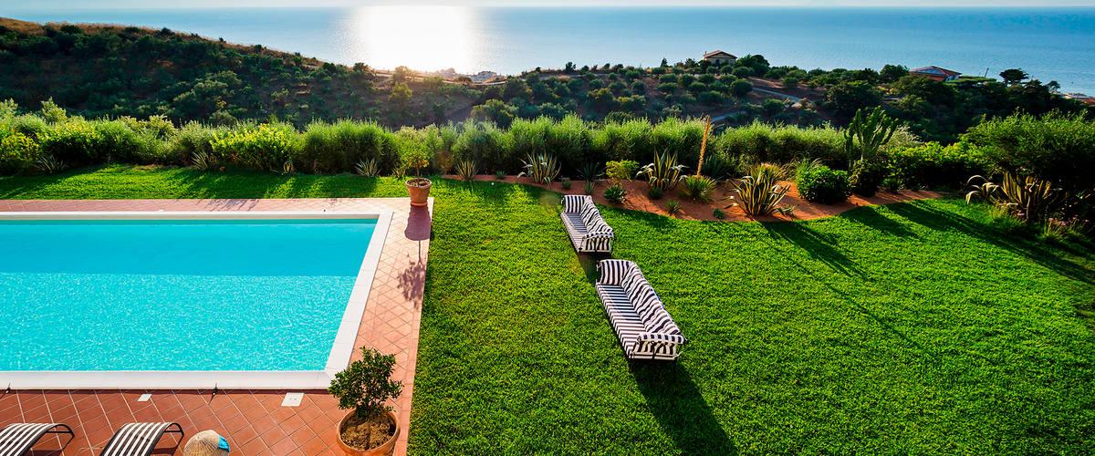 Vacation Rental Villa Stellare - 10 Guests