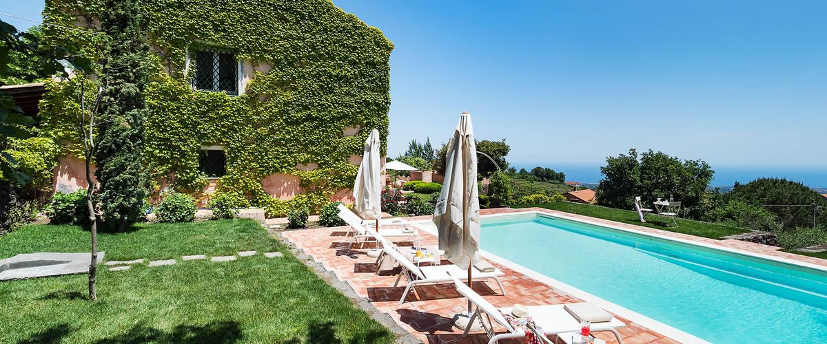 Vacation Rental Villa Roberta