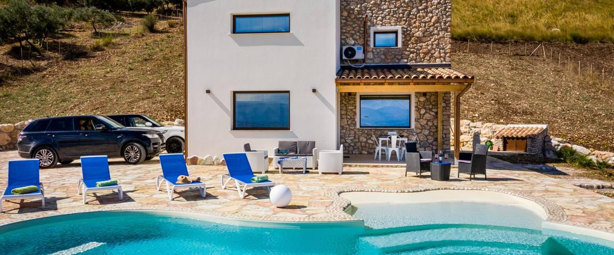 Vacation Rental Villa Scopello