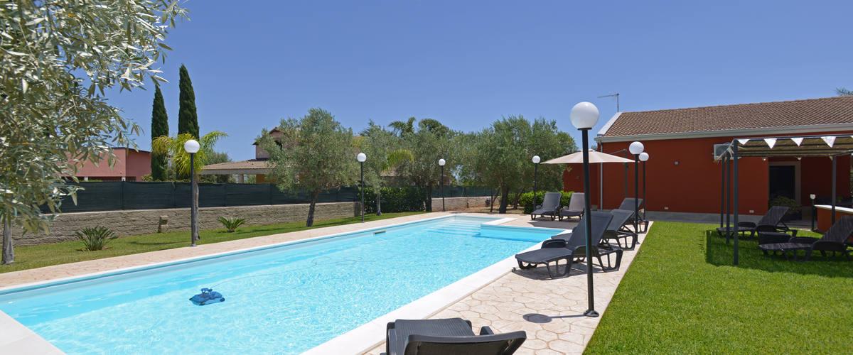 Vacation Rental Villa Lucente
