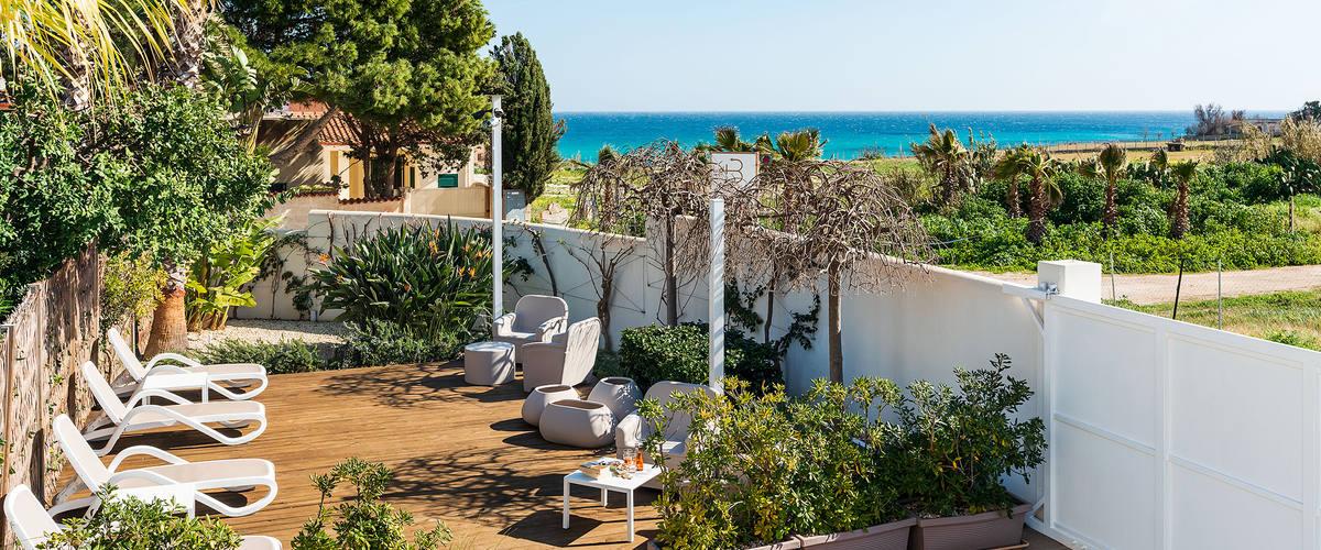 Vacation Rental Corrado Residence - Blu