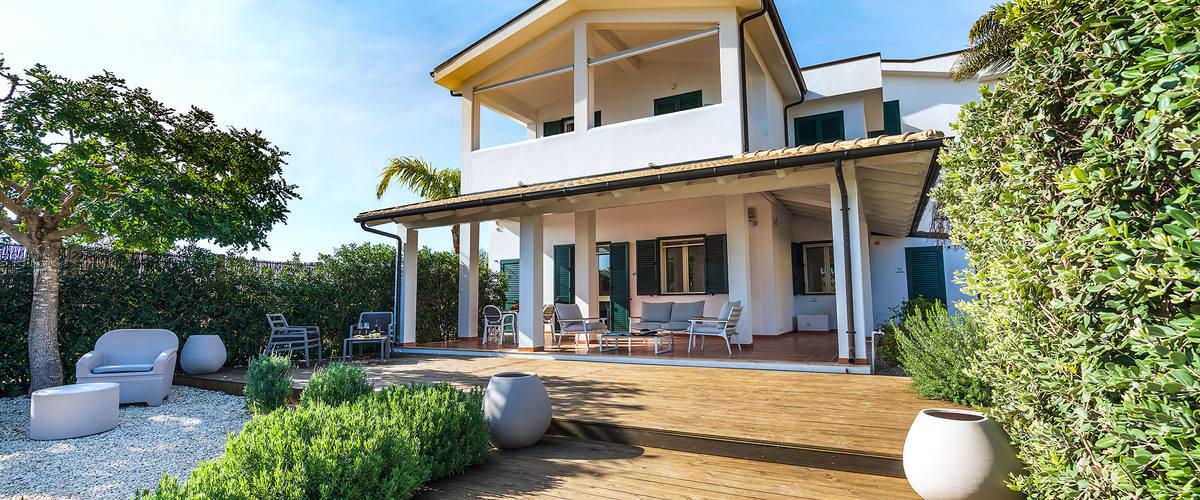 Vacation Rental Corrado Residence - Verde
