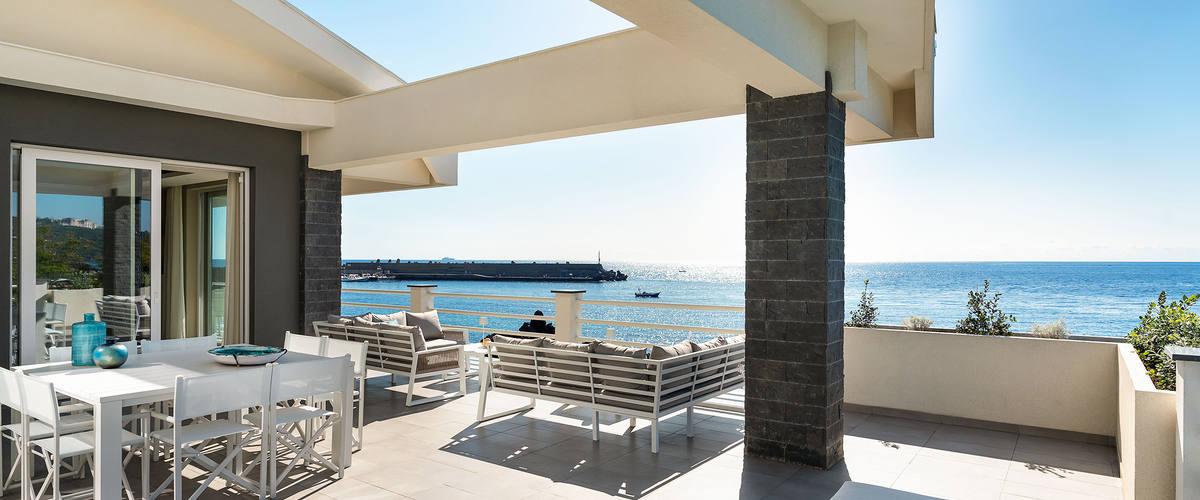 Vacation Rental Villa D'aci - 16 Guests