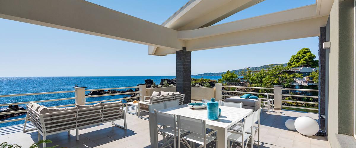 Vacation Rental Villa D'Aci - 10 Guests