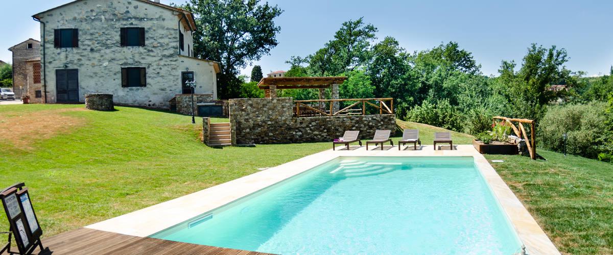 Vacation Rental Villa Ale - 6 Guests