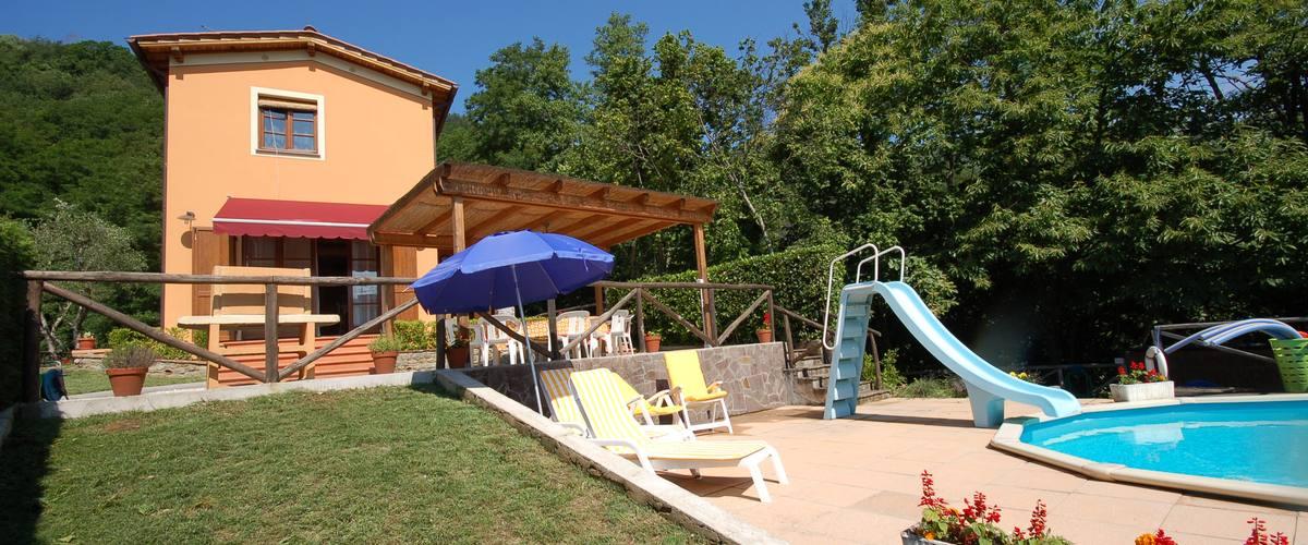 Vacation Rental Villa Franchina