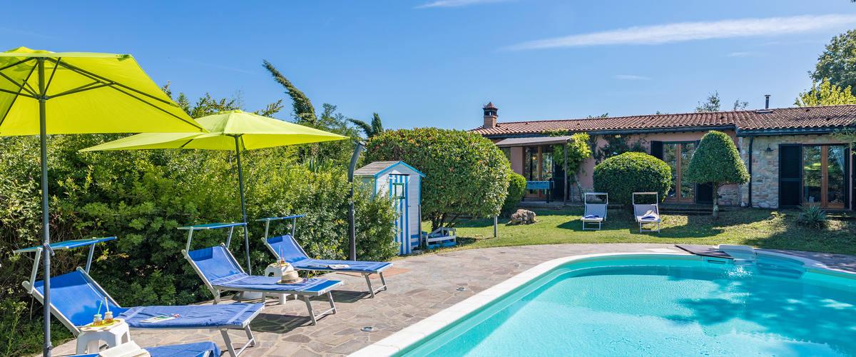 Vacation Rental Villa Fienile