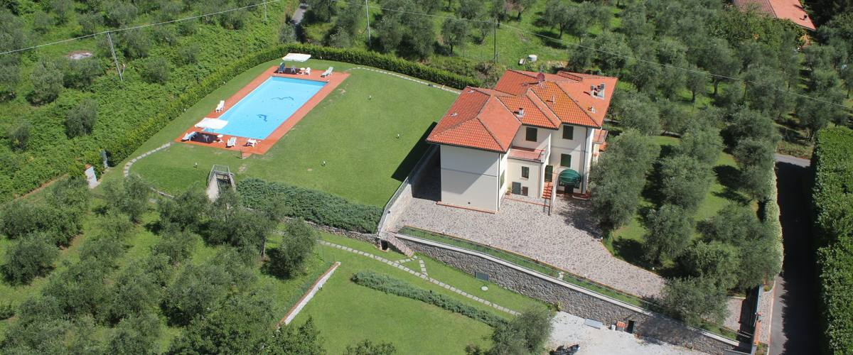 Vacation Rental Villa Corvo Whole Villa