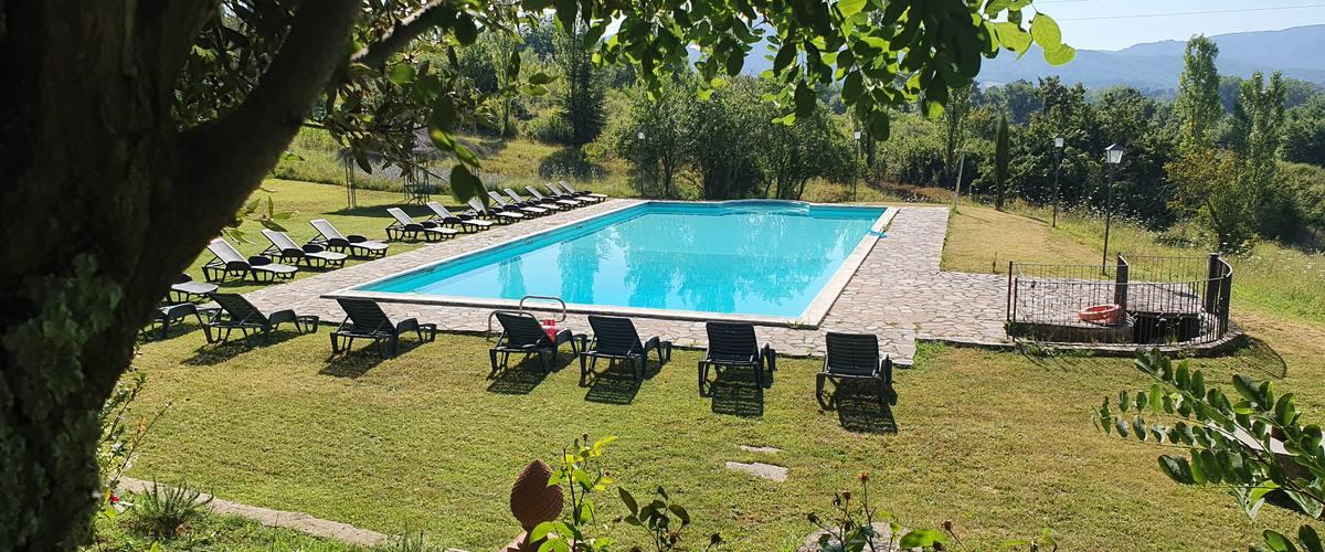 Vacation Rental Villa Cassia