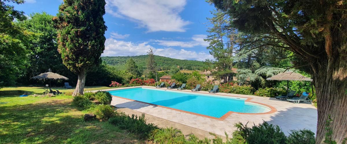 Vacation Rental Villa Vannia