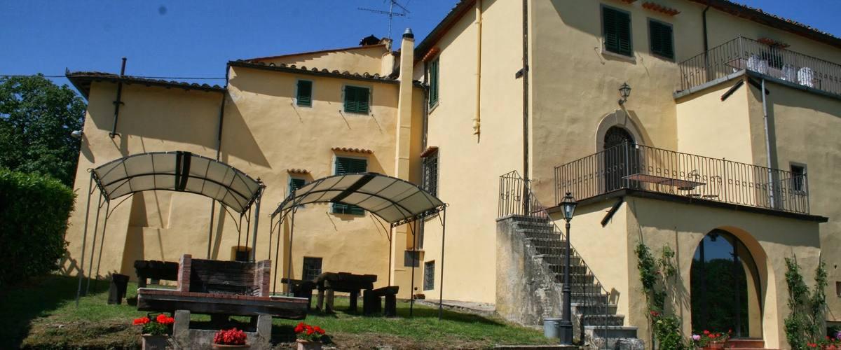 Vacation Rental Villa Gipri