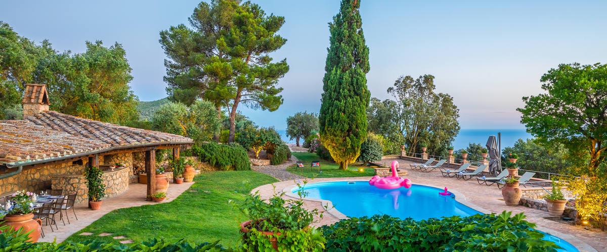 Vacation Rental Casa Monte Cristo