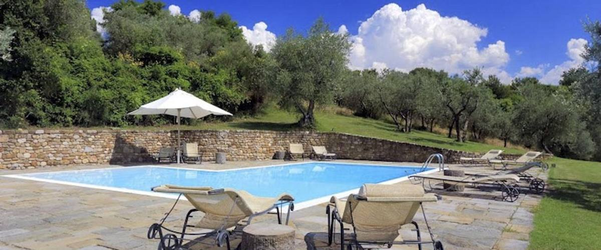 Vacation Rental Villa Borromeo