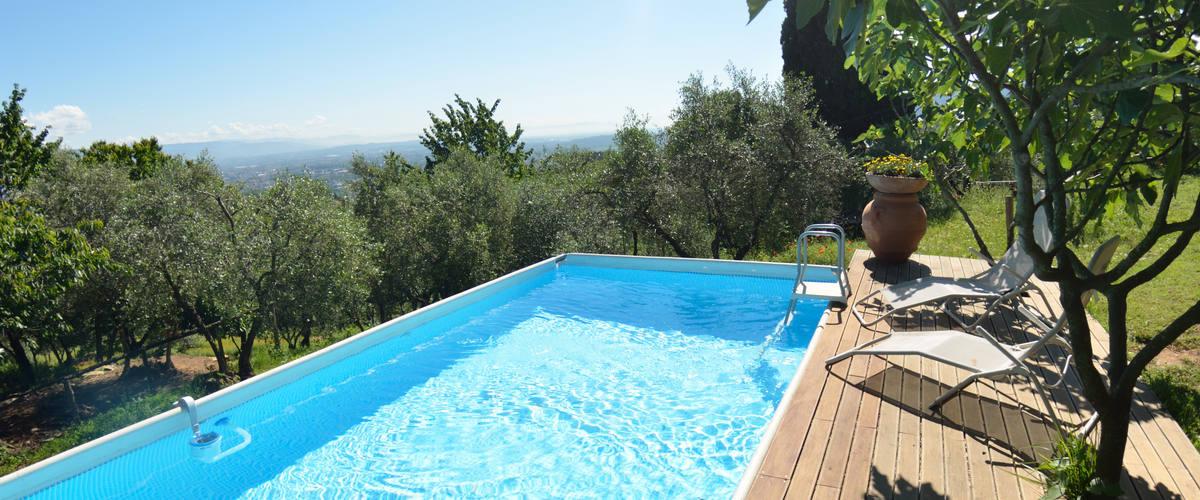 Vacation Rental Villa Brianna - 7 Guests