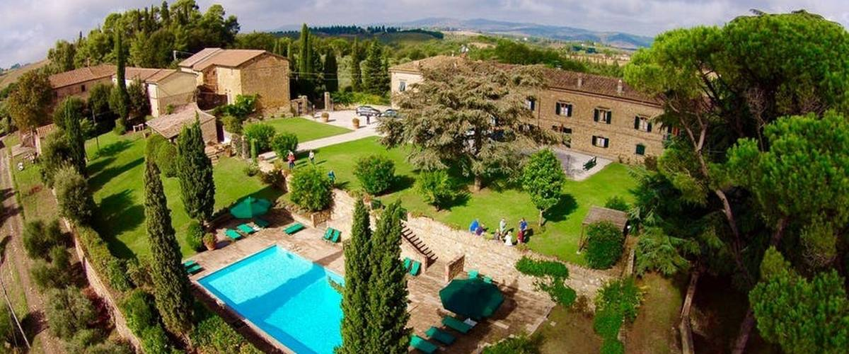 Vacation Rental Villa Borghese - 12 Guests
