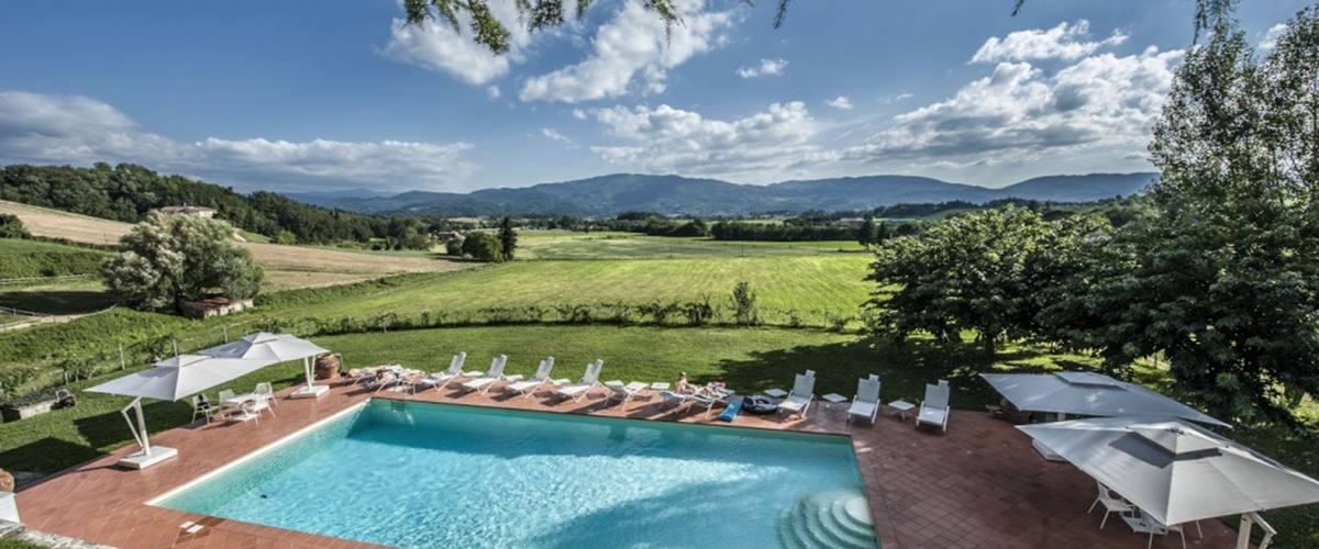 Vacation Rental Villa Dei Medici - 20 Guests