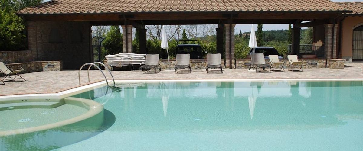 Vacation Rental Villa Volta - 16 Guests