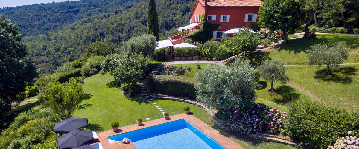 Vacation Rental Villa Dell Imperatore