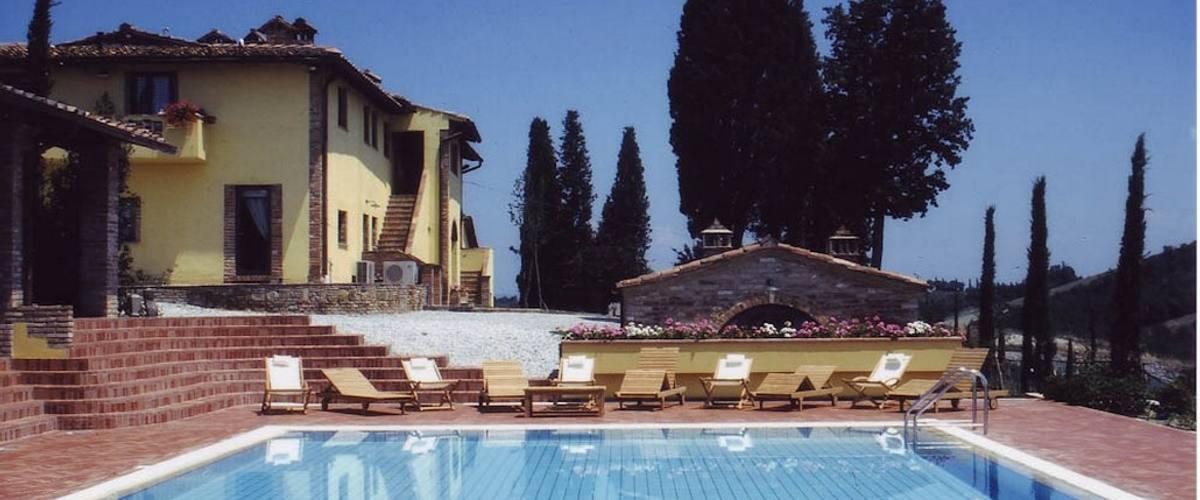 Vacation Rental Villa Stefania - 20 Guests