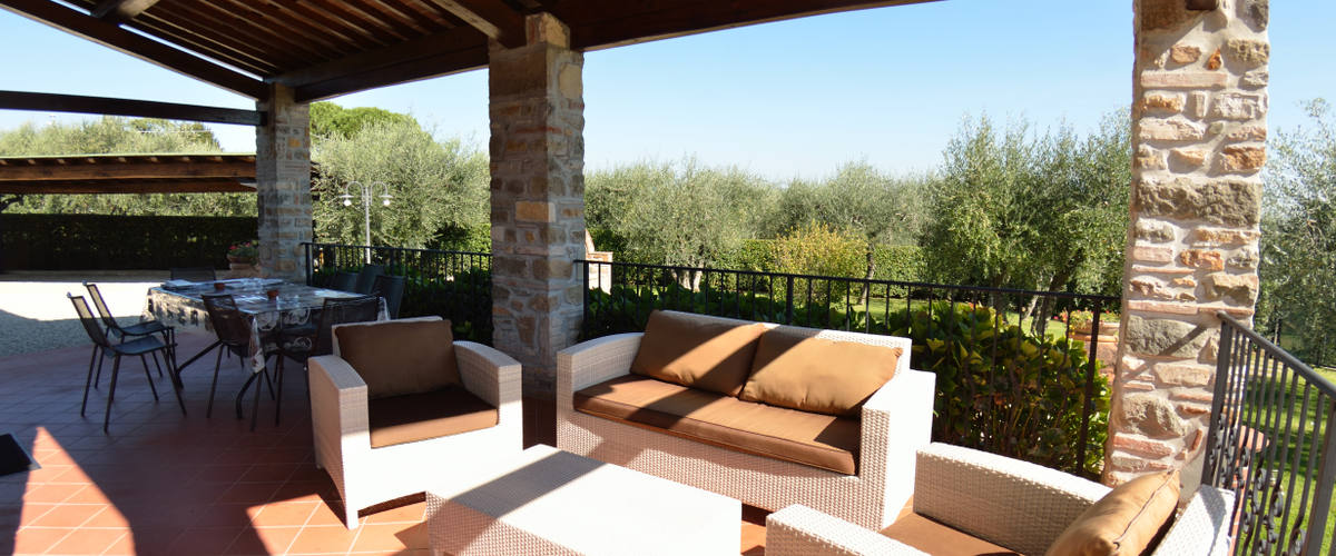 Vacation Rental Villa Lampiocino