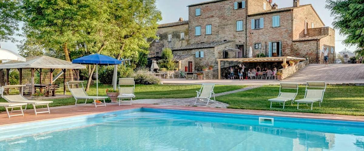 Vacation Rental Villa Amelia
