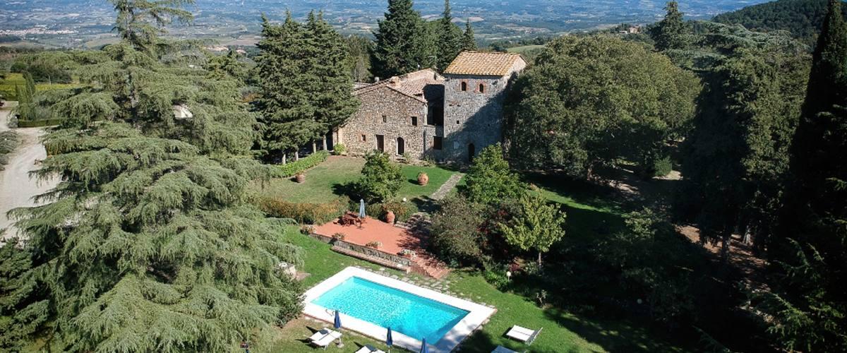 Vacation Rental Villa Usignolo